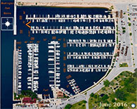 Washington Park Marina Map